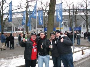 1.FCN v Eintracht