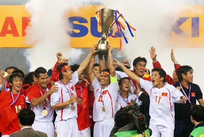 Vietnam AFF Cup 2008