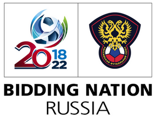 Russia 2018 FIFA World Cup bid logo
