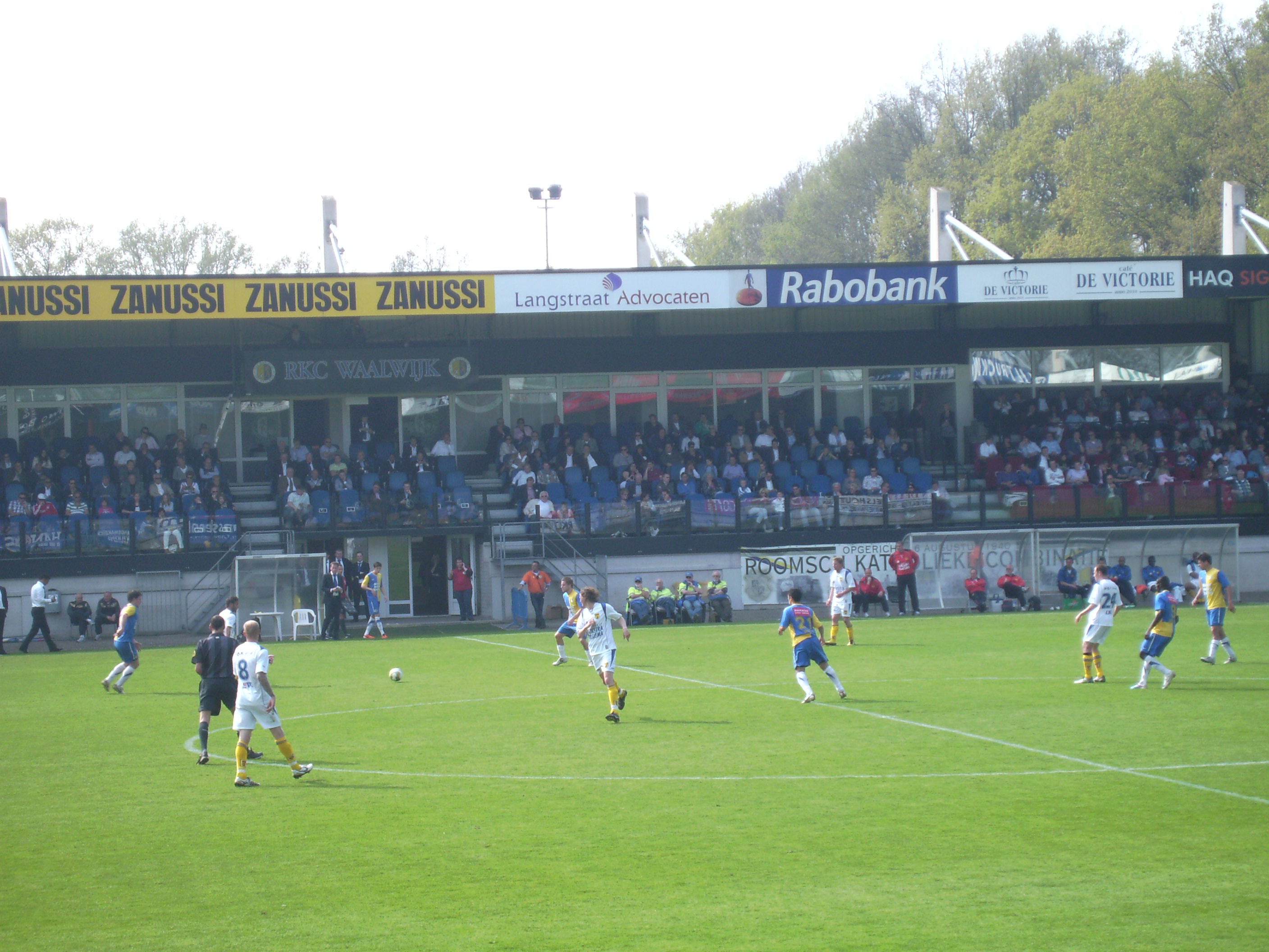 Away Days Rkc Waalwijk V Sc Cambuur Leeuwarden Stoppage Time International Football Blog